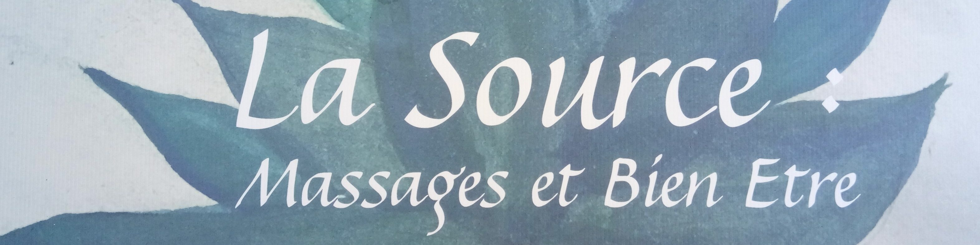 La Source : Massages et Bien Etre à Marseille